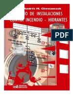 Diseño de instalaciones contra incendio - Hidrantes