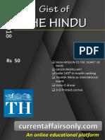 Hindu May 2018