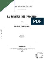 Castelar, Emilio - La fórmula del progreso (1858).pdf