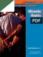Paul Ruschmann - Miranda Rights (Point Counterpoint) (2007)