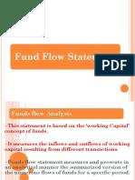 Fundflow Statement
