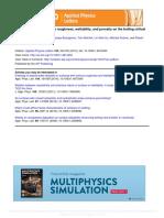 effect of roughness porosity ,wettability on CHF.pdf