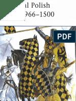 445. Polish Medieval Armies 966-1500