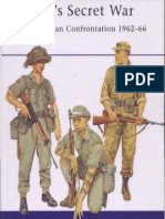 431. Britain's Secret War the Indonesian Confrontation 1962-66