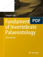Fundamentals of Invertebrate Palaeontology Macrofossils Copy