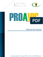 manual proavic