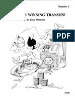 Wehrman, Joyce - What Are Winning Transits