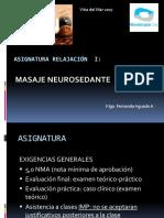masaje neurosedante