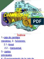 Curso Caja Cambios Mecanica Manual Funciones Componentes Funcionamiento