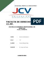 Derecho Administrativo - Cuaderno Parte1