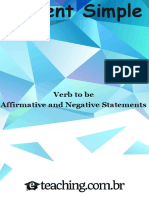 Present Simple - Affirmative and Negative Statements