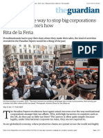T3 - Theres a Simple Way to Stop Big Corporations Avoiding Tax. Heres How Rita de La Feria Opinion the Guardian