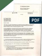 ATF Approval KMP