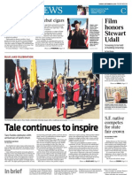 Local News- Blue Lake tale continues to inspire