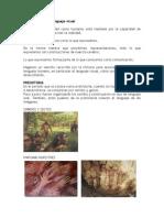Breve historia del lenguaje visual (estático)