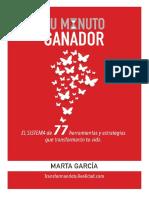Elogios Para Tu Minuto Ganador Marta Garcia