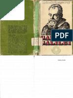 335775992 Geymonat Ludovico Galileo Galilei 1957