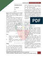 Political Law Case Digest Final