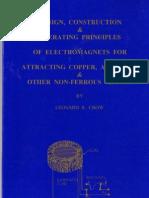 Non Ferrous Magnet Ocr