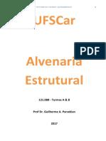 Parsekian 121088 Alvenaria Estrutural 2017