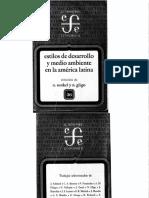 Gligo y Morello - Notas Sobre La Historia Ecologica