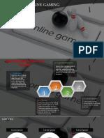 Online Games PowerPoint by SageFox 856