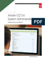 AEM System Admin Workbook