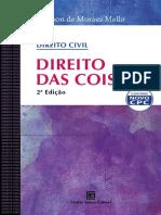 (2017) Direito Civil - IV - Direito das Coisas - Cleyson de Moraes Mello.pdf