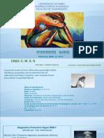 Corte III Geraima Espinoza Intervencion Clinica Presentacion