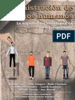Administración de Recursos Humanos La Arquitectura Estratégica de Las Organizaciones