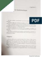 Historia de La Epidemiologia en Introduccion a La Epidemiologia.