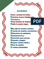 Acrostico 2 - Copia