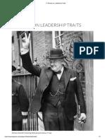 11 Articles on Leadership Traits