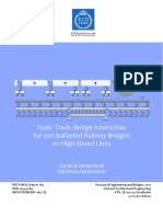 Train–Track–Bridge Interaction