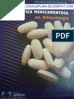 Terapéutica Medicamentosa en Odontología - Dias de Andrade