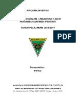 Program Kerja Pbp