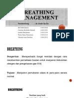 Breathing Management
