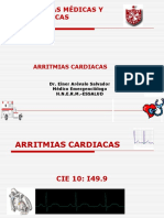 3. Arritmias Cardiacas