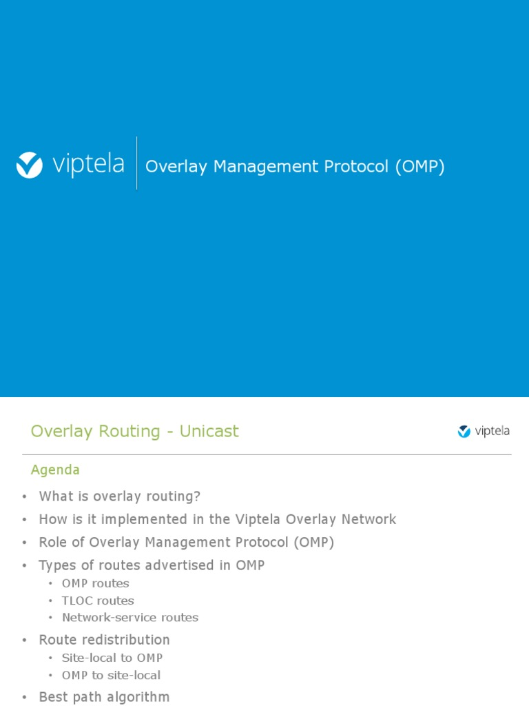 Overlay MP | Virtual Private Network | Routing