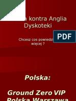 Polska Kontra Anglia