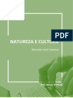Natureza e Cultura - FAE - 2o. SEM. 2018