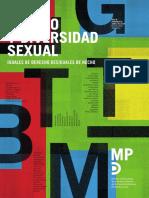 Revista DEsarrollo, diversidad sexual