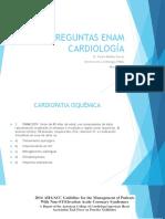 Banqueo CARDIOLOGIA ENAM PERU