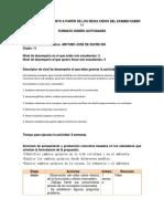 Plan de Mejoramiento Antonio José de Sucre