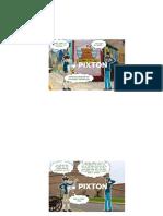 Pixton Comic El Callao