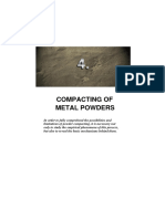 Compacting of Metal Powders (3)