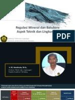 ODM - Regulasi Aspek Teknik dan Lingkungan Mineral dan Batubara FINAL.pdf