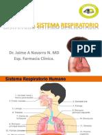 Sistema Respiratorio Histologia 2016 II