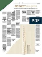 Artigo Meritocracia Caderno Pensar EM