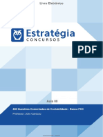 Analise Fcc Contabilidade